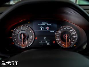 广汽讴歌2016款讴歌CDX