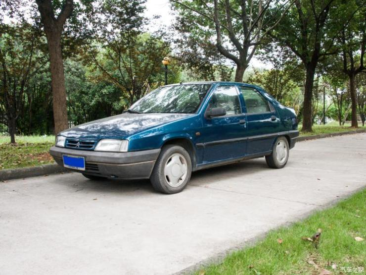 东风雪铁龙 富康 1998款 1.6L 基本型
