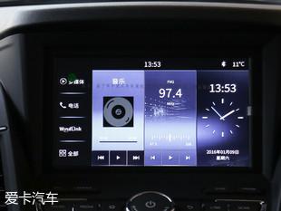 东风风神2018款风神AX7