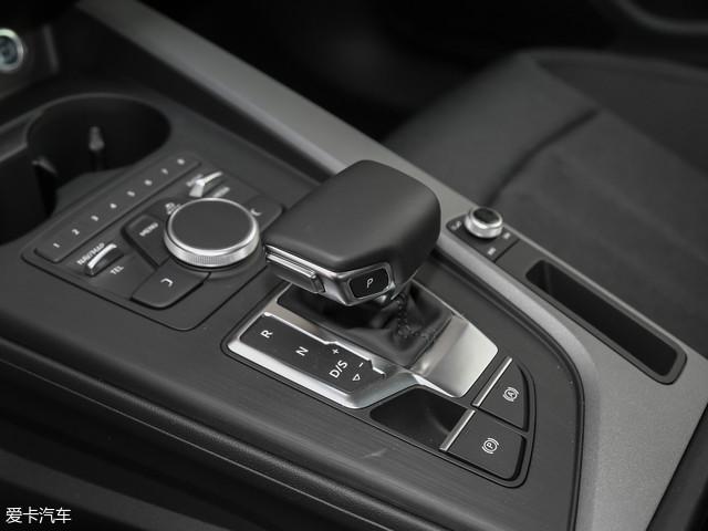 一汽-大众奥迪2018款奥迪A4L