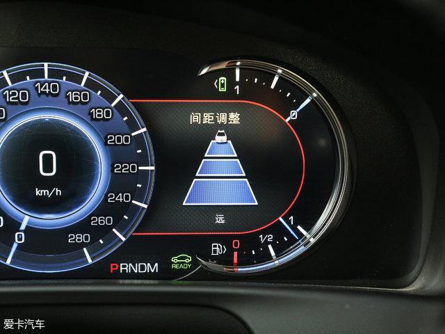 上汽通用凯迪拉克2017款凯迪拉克CT6 Plug-in