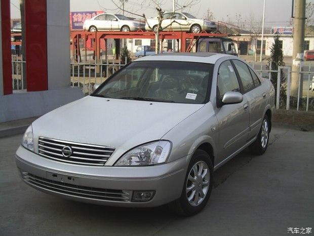 东风日产 阳光 2005款 2.0E 自动