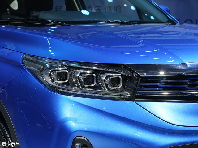 广汽丰田2018款广汽ix4 EV