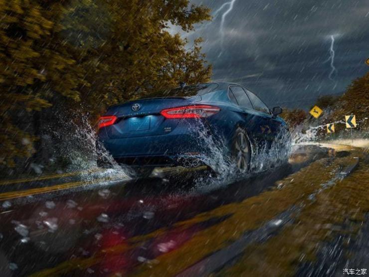 丰田(进口) 凯美瑞(海外) 2020款 XSE AWD