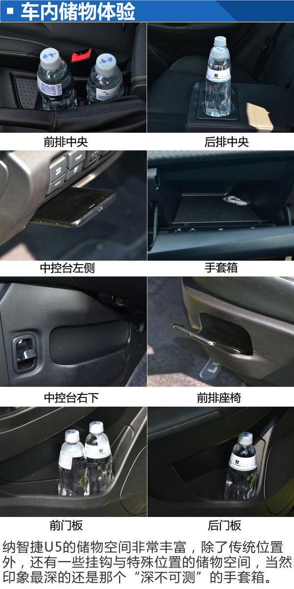 全景影像OUT这款车能够透视 纳智捷U5 SUV试驾-图5