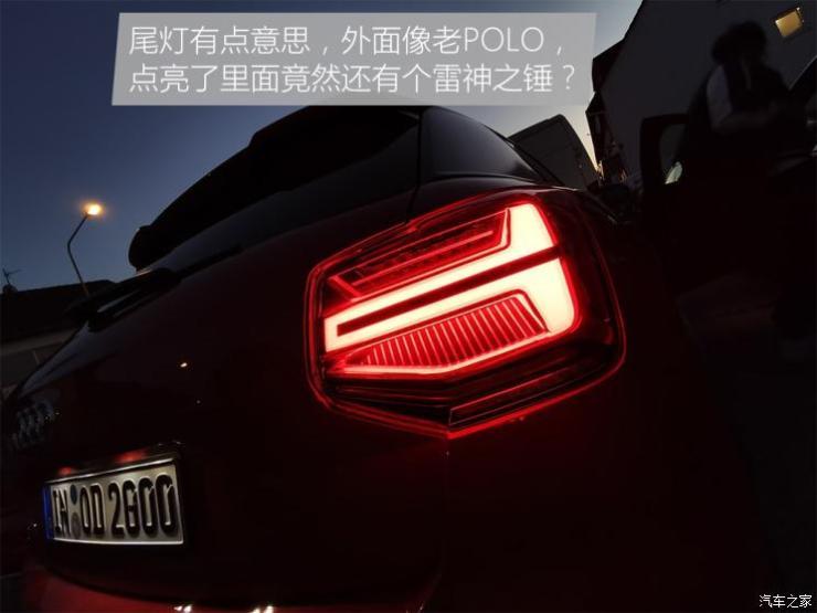 奥迪(进口) 奥迪SQ2 2018款 基本型