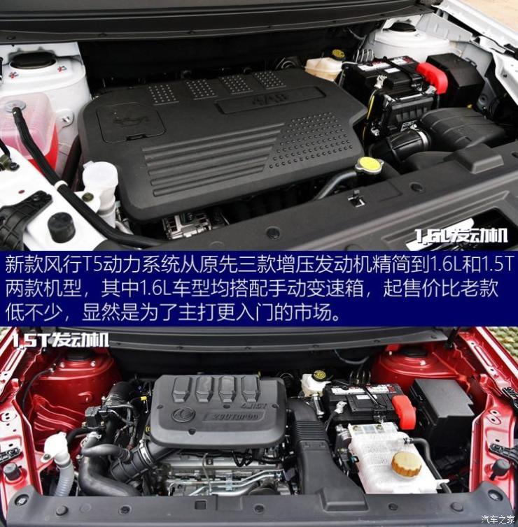 东风风行 风行T5 2020款 1.5T 自动旗舰型 国VI