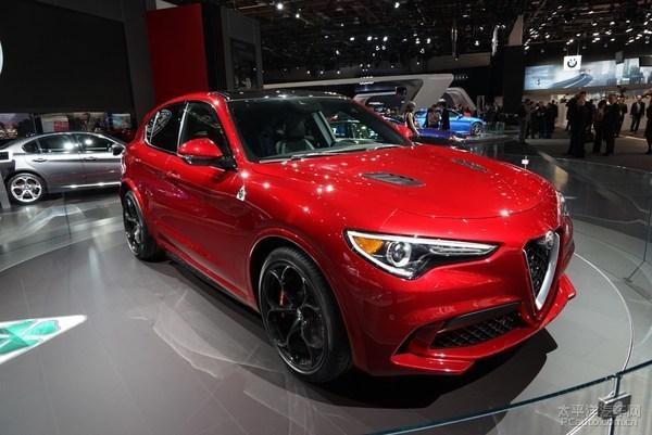 阿尔法罗密欧旗下首款SUV车型Stelvio