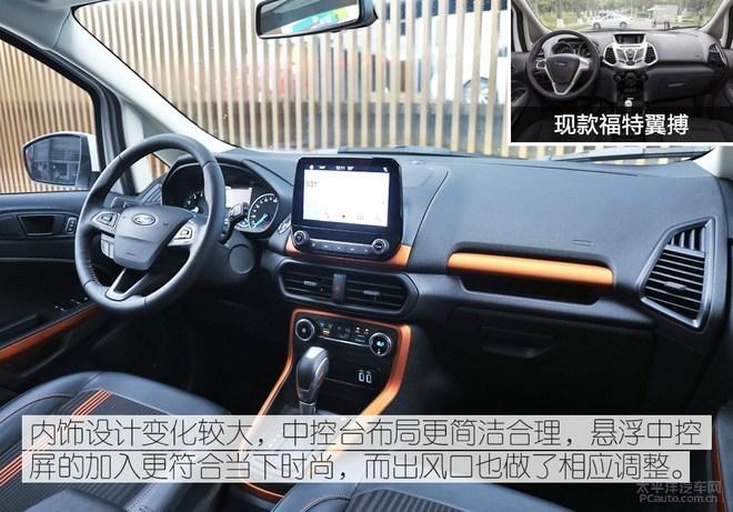 福特全新翼搏正式上市 售XXX万元【备稿】