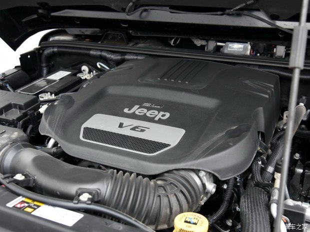 Jeep(进口) 牧马人 2016款 3.0L 75周年致敬版 Sahara