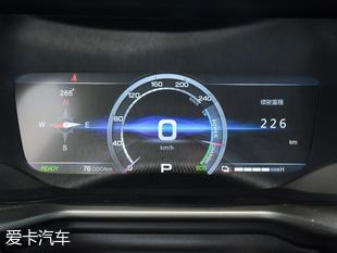 广汽新能源2017款传祺GE3