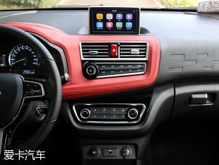 江淮汽车2017款瑞风S2 mini