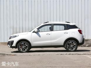 昌河汽车2016款昌河Q35