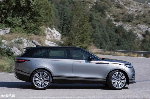 路虎揽胜星脉正式发布 运动风格中型SUV