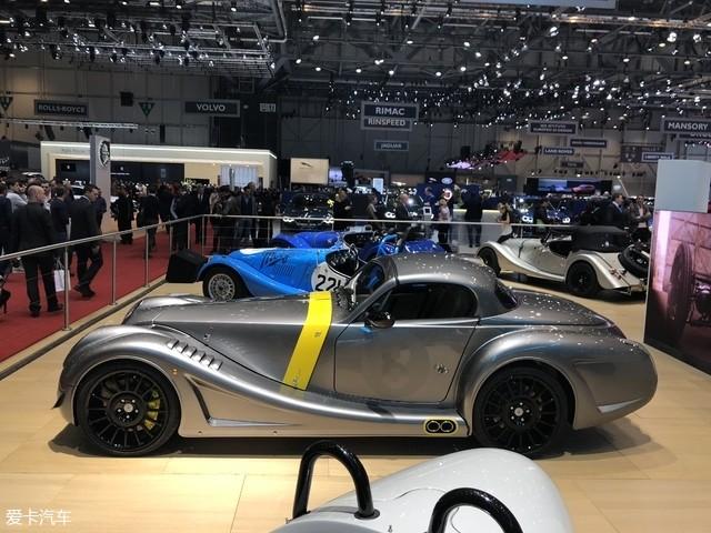2018日内瓦车展 摩根Aero 8 GT正式发布