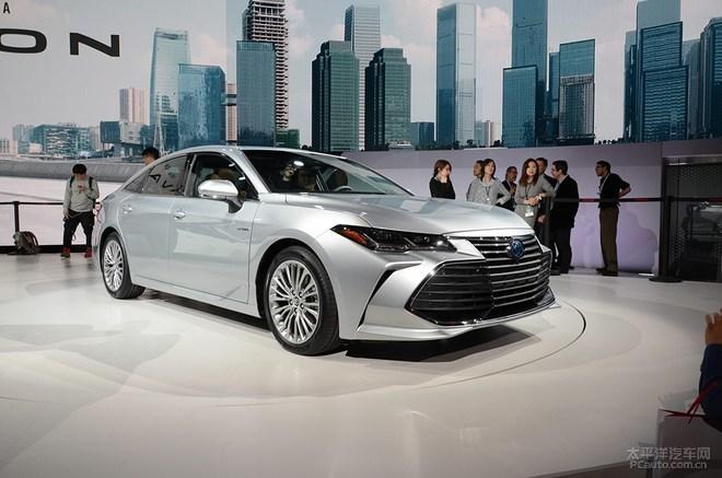 2018北美车展:新一代丰田Avalon发布