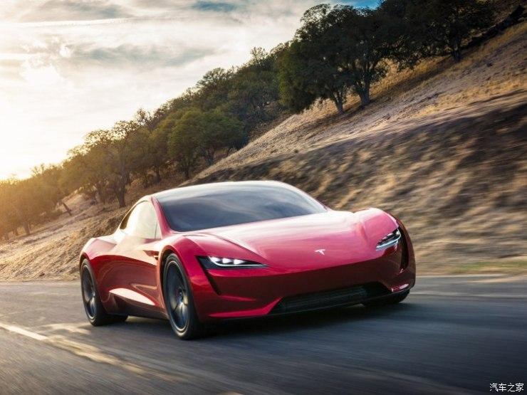 特斯拉(进口) Roadster 2019款 创始人系列