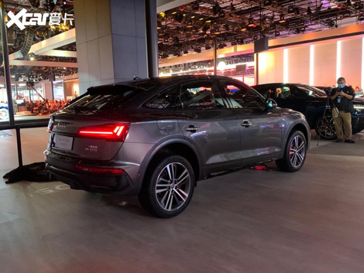 新款一汽-大众奥迪Q5L