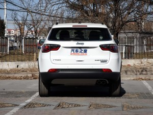 广汽菲克Jeep 指南者 2017款 200T 自动家享版