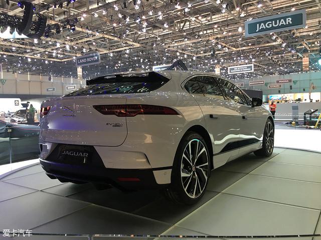 2018日内瓦车展:捷豹I-PACE量产版亮相