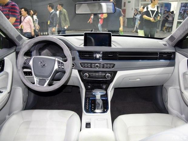 东风风行 景逸S50 2016款 EV