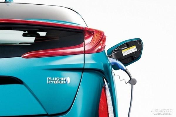 可太阳能充电 丰田发布新款普锐斯PHV