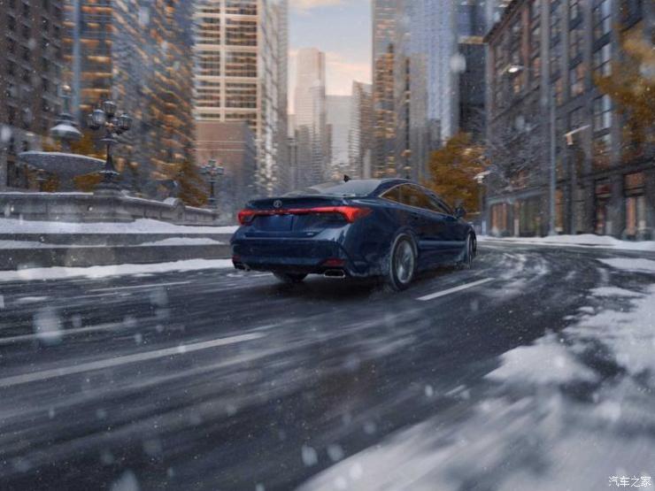 丰田(进口) 亚洲龙(海外) 2020款 XLE AWD