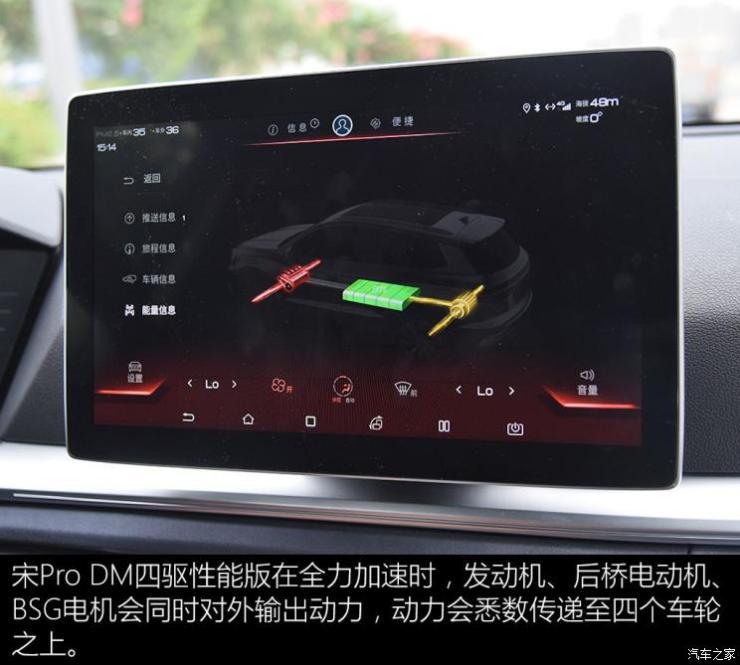 比亚迪 宋Pro新能源 2019款 DM 低配版