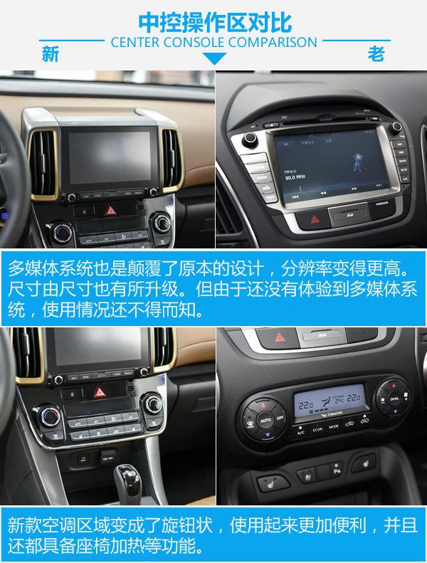 韩国潮男变暖男女人都想嫁 现代ix35新老对比-图3