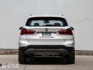 华晨宝马2018款宝马X1