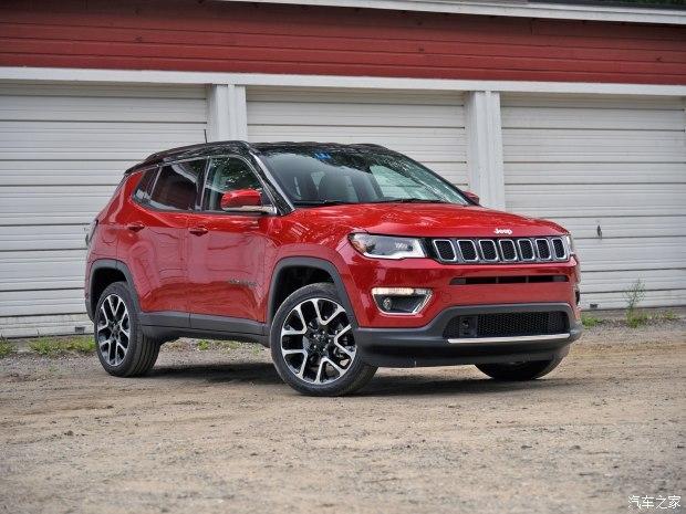 Jeep(进口) 指南者(进口) 2018款 基本型