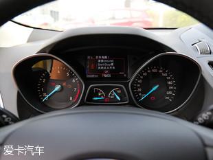 长安福特2017款翼虎