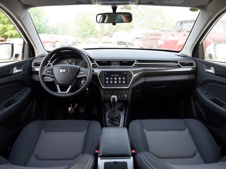 天津一汽 骏派CX65 2018款 1.5L 手动舒适型
