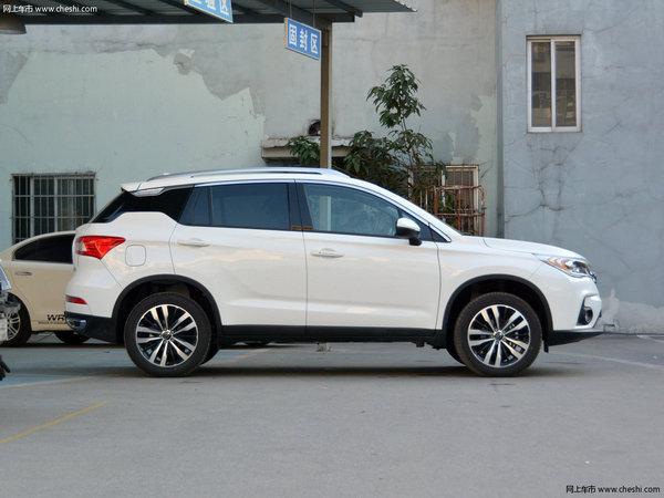 中国品牌正崛起 叫板合资的三款国产SUV推荐-图2