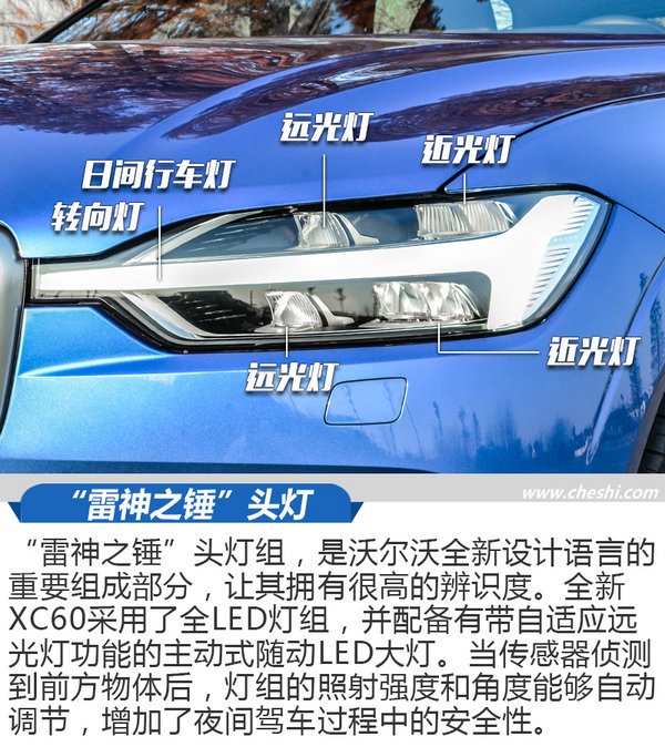 一款有内涵的SUV 沃尔沃全新XC60科技配置大起底-图4