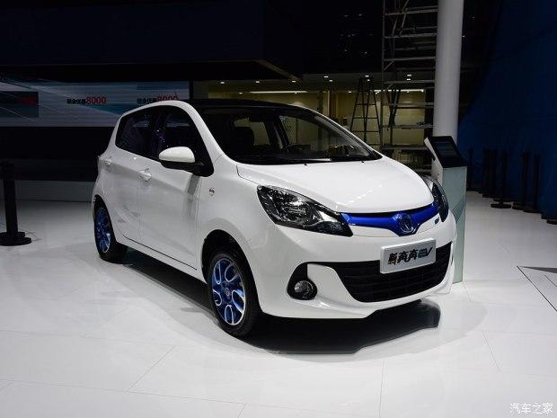 长安汽车 奔奔 2017款 纯电动 210公里豪华型