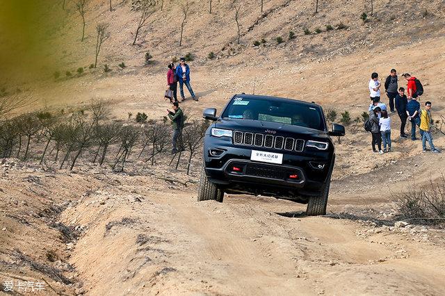 Jeep2017款大切诺基