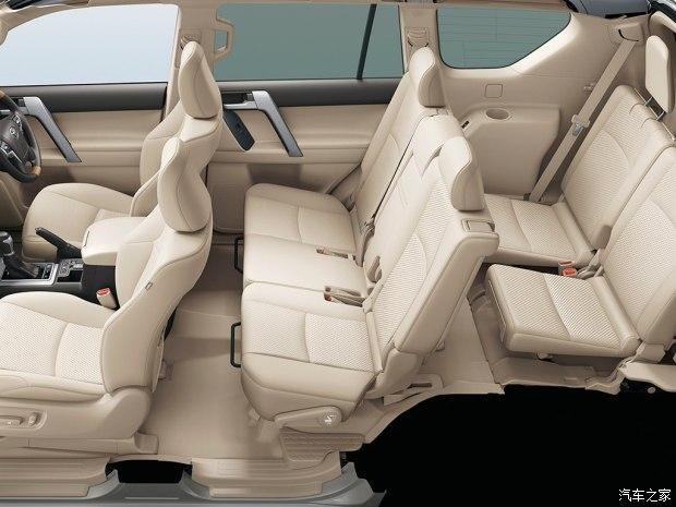 丰田(进口) 普拉多(进口) 2017款 基本型