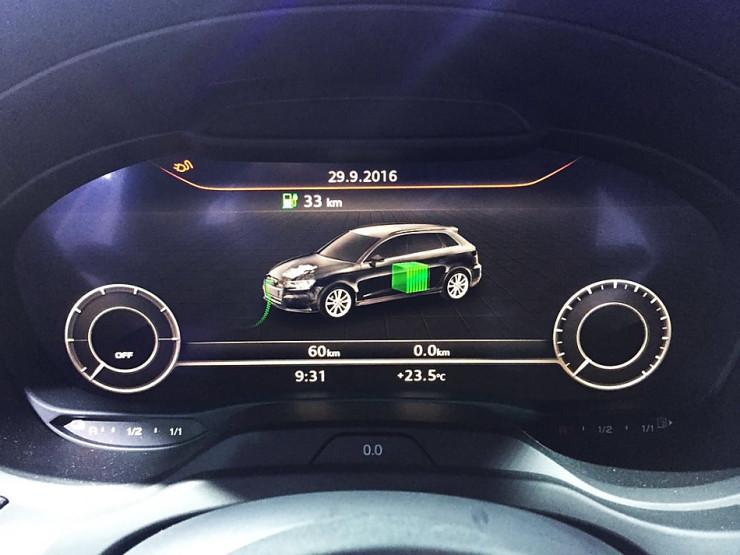 巴黎车展:奥迪新款A3实车亮相