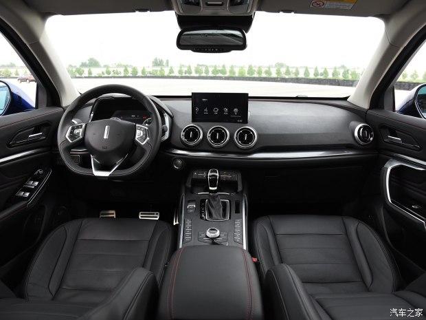 长城汽车 WEY VV5 2017款 VV5 s 旗舰型