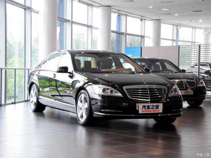 奔驰(进口) 奔驰S级 2011款 S 350 L CGI