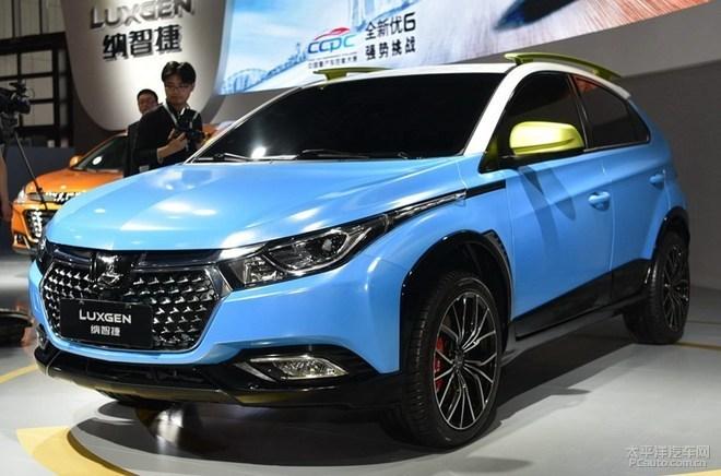 2017新前瞻 SUV车型领衔主演【7.25用】