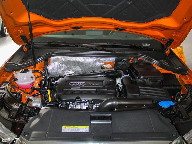 一汽-大众奥迪2016款奥迪Q3