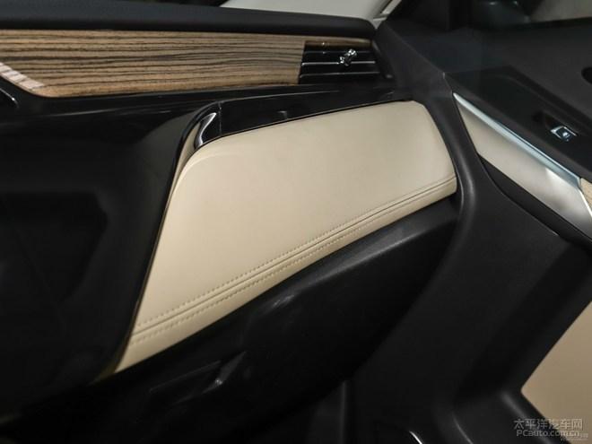 推荐铂领型 全新福特领界购车手册