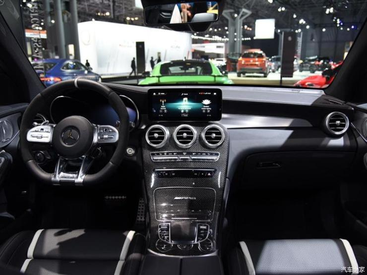 梅赛德斯-AMG 奔驰GLC AMG 2020款 AMG GLC 63 4MATIC+