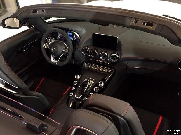 梅赛德斯-AMG AMG GT 2016款 AMG GT Roadster