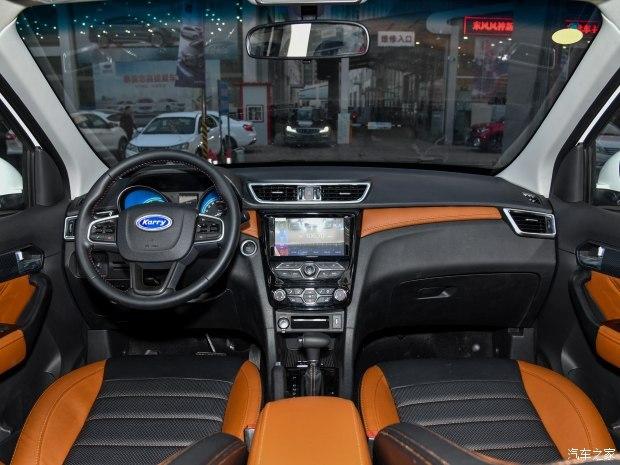 开瑞汽车 开瑞K60 2018款 1.5L 自动天窗版