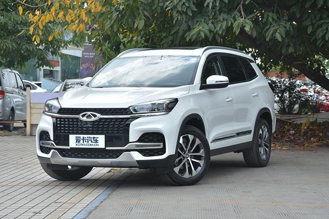 中国品牌中型SUV对比