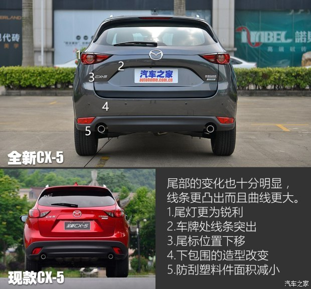 长安马自达 马自达CX-5 2017款 2.5L 自动四驱旗舰型