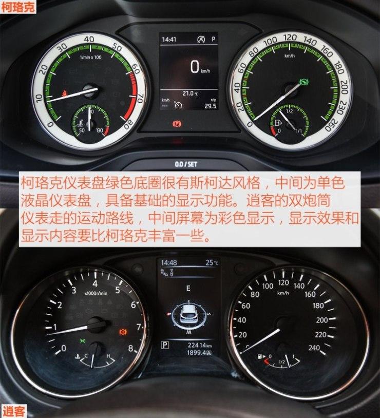 上汽斯柯达 柯珞克 2018款 TSI280 旗舰版